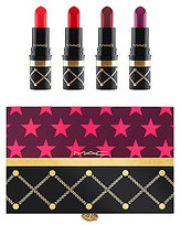 M·A·C MAC Nutcracker Sweet Red Mini Lipstick Kit