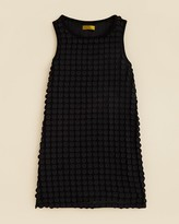 Nicole Miller Girls' Chiffon Dot Dress - Sizes S-XL