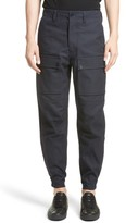 Acne Studios Men's Abbi Twill Cargo Pants