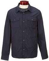 Original Penguin Long-Sleeve Shirt Jacket