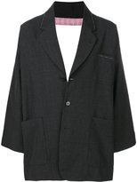Visvim longline jacket