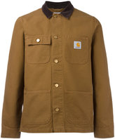 Carhartt logo pocket jacket - men - Cotton - S
