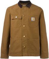 Carhartt logo pocket jacket