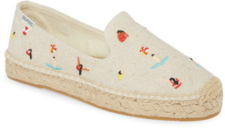 Soludos Swimmers Espadrille Slip-On