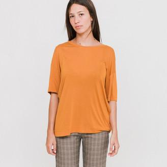 Dr. Denim W - Jackie Dusty Gold T-Shirt - XS - Gold