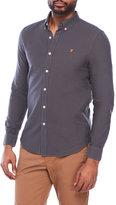 Farah Brewer Slim Fit Button-Down Shirt