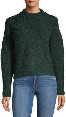 Sfw Long-Sleeve Crewneck Sweater