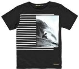 Finger In The Nose Sale - Dalton Surf Stripe T-Shirt