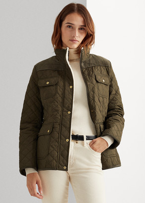 Ralph Lauren Diamond Quilted Jacket