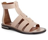 Givenchy Women's Double Chain Gladiator Sandal
