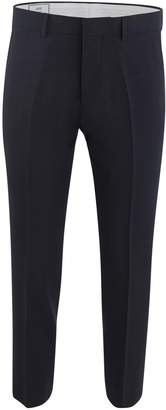 Ami New wool trousers