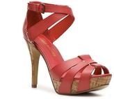 Audrey Brooke Capri Platform Sandal