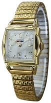 Benrus Swiss Made Gold Plated Stainless Steel Manual Mens Watch 1940s
