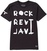 Rock Revival Men s Short-Sleeve Art Brush Graphic T-Shirt