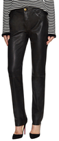 Current/Elliott Leather Skinny Pant