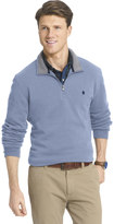 Izod Big & Tall Advantage Classic-Fit Soft-Touch Quarter-Zip Pullover Sweater
