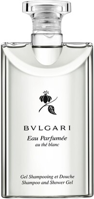Bvlgari Eau Parfumee Au The Blanc Shampoo And Shower Gel