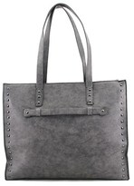 Steve Madden Burbann Lg Women Synthetic Tote.