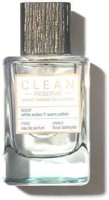 Avant Garden White Amber & Warm Cotton Eau de Parfum by Clean Reserve