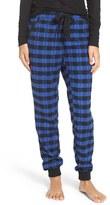 Make + Model Women's Plaid Flannel Lounge Pants