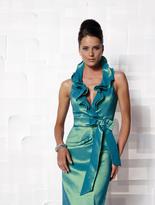 Cameron Blake by Mon Cheri - 112656 Two Piece Dress In Patina