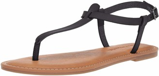 Amazon Essentials Spano Women's Casual Thong With Ankle Strap Sandal