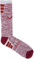 For Bare Feet Alabama Crimson Tide Jolt Socks