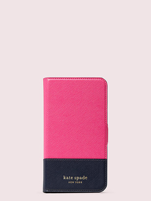 Kate Spade Spencer Iphone 11 Magnetic Wrap Folio Case