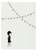 Blanca Gomez Fete Print