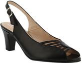 Spring Step Women's Fiorella Peep Toe Slingback
