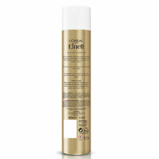 L'Oreal Hairspray by Elnett for Normal Hold & Shine 400ml