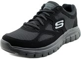 Skechers Burns-Agoura Men US 12 Black Walking Shoe