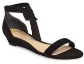Alexandre Birman Women's Atena Tie Strap Wedge Sandal