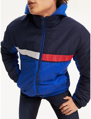 Tommy Hilfiger Colorblock Reflective Jacket