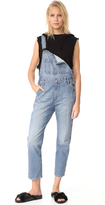 AG Jeans The Leah Led Overalls