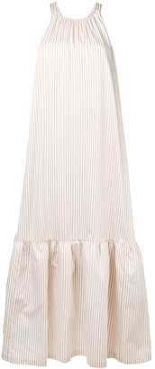 3.1 Phillip Lim striped maxi dress
