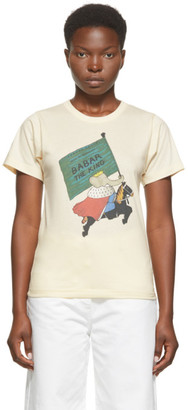 Lanvin Off-White Babar Edition King T-Shirt