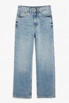 Thumbnail for your product : Monki Zami blue jeans