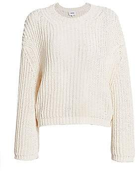 Nanushka Women's Saio Open-Back Sweater