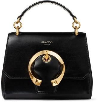 Jimmy Choo Small Madeline Top-Handle Bag