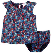 Joe Fresh Knit Dress & Bloomer Set (Baby Girls)