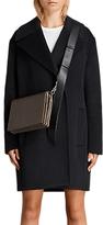 AllSaints Remi Pea Coat