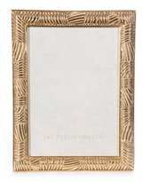 """Jay Strongwater Striped Frame, 5"""" x 7"""""""