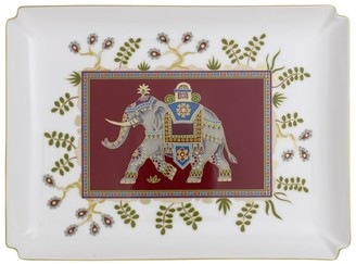 Villeroy & Boch Samarkand Rubin Decorative Plate 28Cm X 21Cm