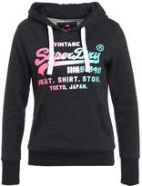 Superdry STORE FADE Sweatshirt charcoal grit