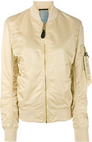 Alpha Industries arm pocket bomber jacket - women - Nylon - XS