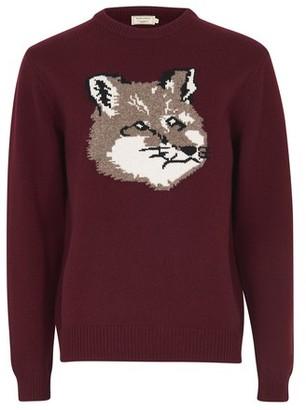 MAISON KITSUNÉ Fox pullover