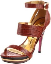 Sergio Zelcer Women's Water Platform Sandal