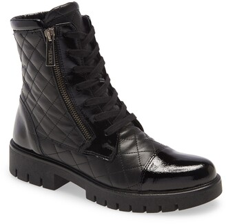 The Flexx Granger Quilted Boot