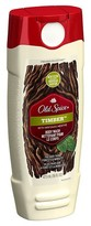 Old Spice Fresher Collection Timber Body Wash - 16 oz